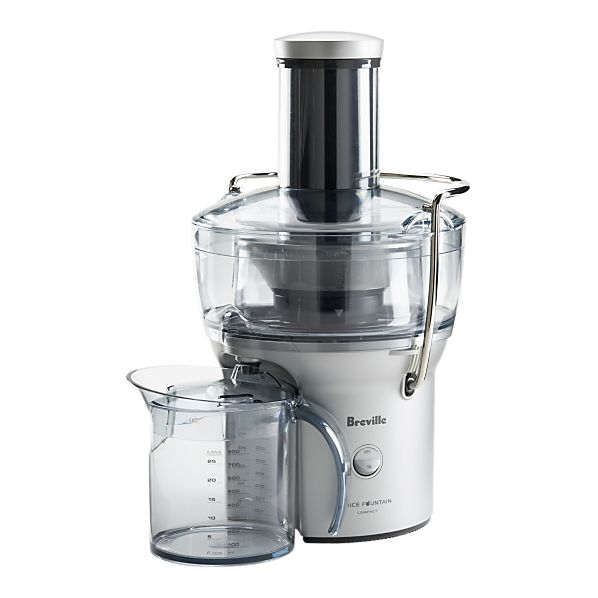 Best Compact Slow Juicer : Breville Compact Juice Extractor in Juicers on Listly
