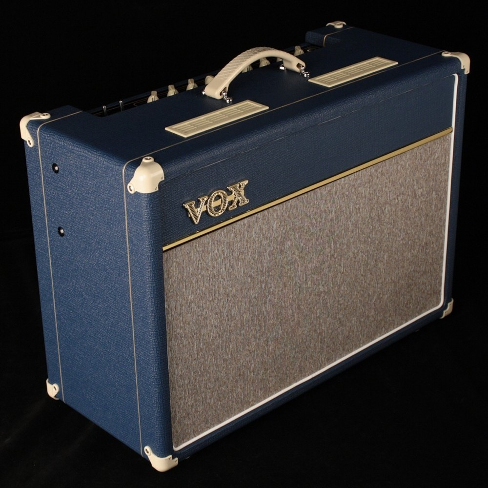 Vox AC15 Custom Limited Edition Blue- AC15C1BL